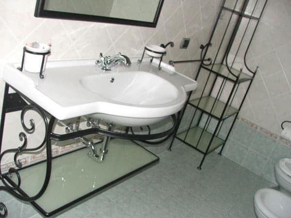 Tavoli in vetro modena sassuolo produzione arredamento - Arredo bagno sassuolo ...