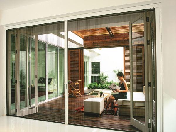 Vendita-zanzariere-palagina-per-balconi-modena-maranello